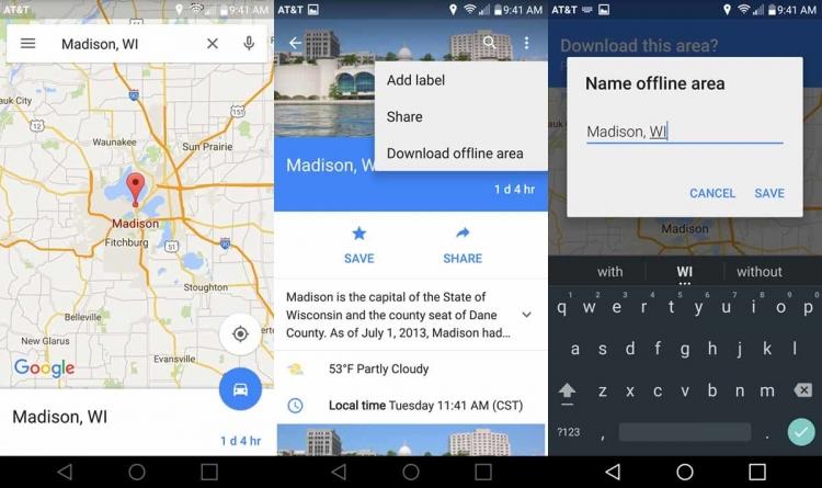 Gps navigation  maps +offline v40 apk android full