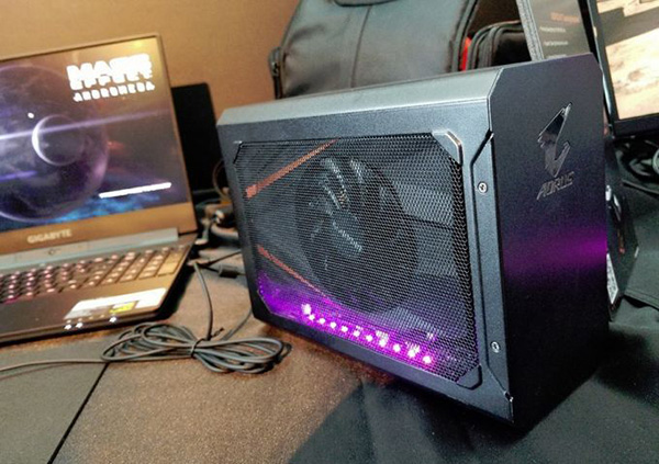 Aorus GTX 1070 External Graphics Box