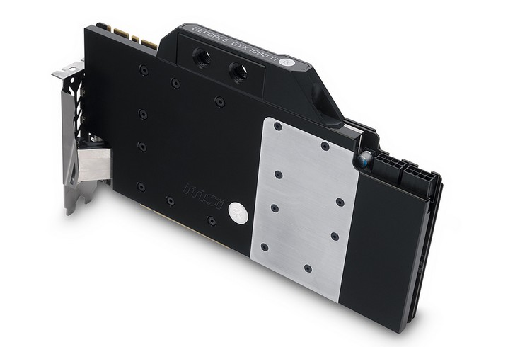 EK Water Blocks выпустила водоблок EK-FC1080 GTX Ti TF6