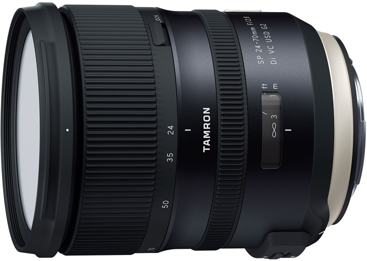 Tamron SP 24-70mm F/2.8 Di VC USD G2 (Model A032)
