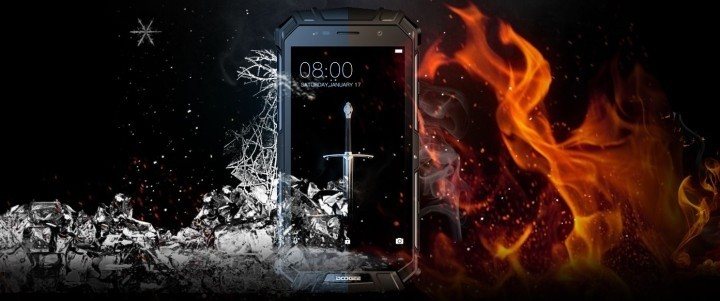 Doogee S60 Game of Thrones Edition: конкурс льда и пламени