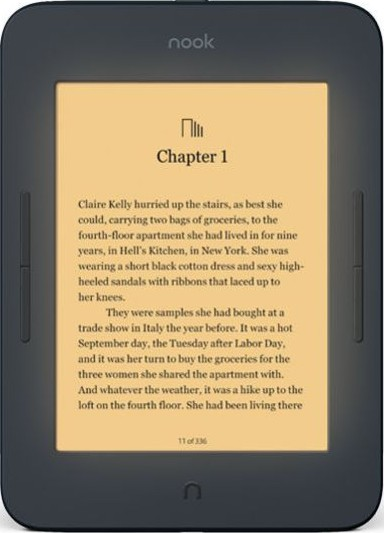 Barnes&Noble Nook GlowLight 3