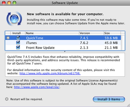 Quicktime player 7798095