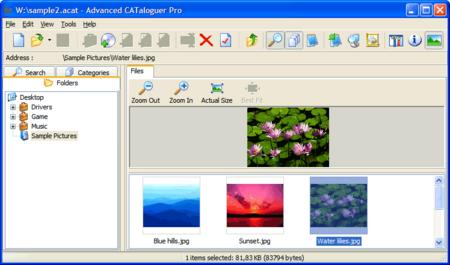 Advanced CATaloguer Pro 2.4.73