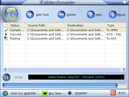 Advanced X Video Converter 3.9.40
