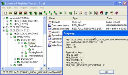 Advanced Registry Tracer 1.67 SR2