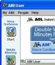 AOL Instant Messenger Triton 1.1.4 Beta