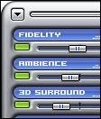 DFX для Winamp 7.3 Audio Enhancer