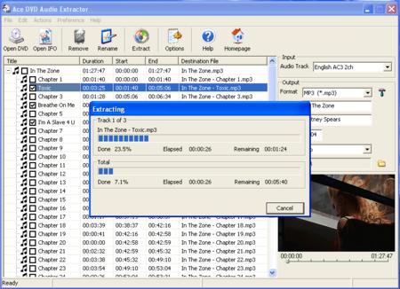 DVD Audio Extractor 3.1.0
