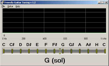 Friendly Guitar Tuning 1.2.1