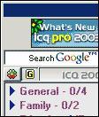 Русификатор ICQ Pro - скачать Русификатор ICQ Pro 2003b 3916 бесплатно. .