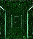 3D Matrix Screensaver: the Endless Corridors 1.1