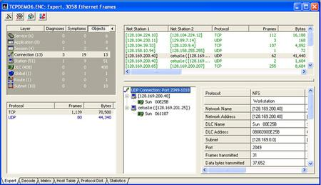 NetAsyst Network Analizer 1.0