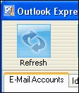 Outlook Express Password Recovery 1.0a