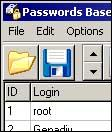 Passwords Base 1.26
