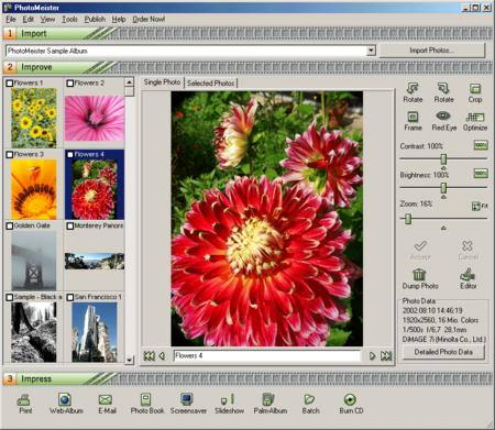 Photomeister Professional Edition V2.21
