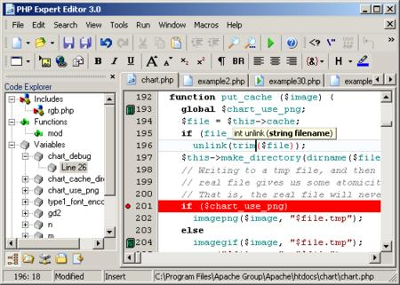 PHP Expert Editor 3.3