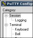 PuTTY 0.57 Beta