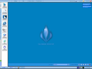 Talisman Desktop 2.95 Build 2950