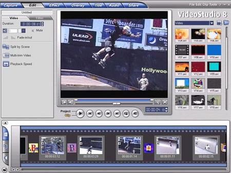 Ulead Video Studio 8.0