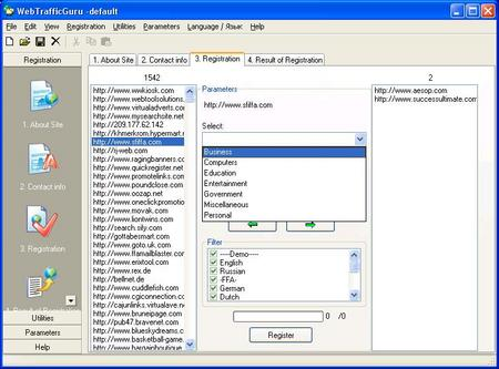 WebTrafficGuru 3.70